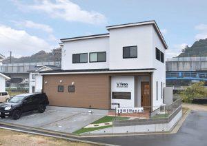 広島県廿日市市注文住宅施工事例