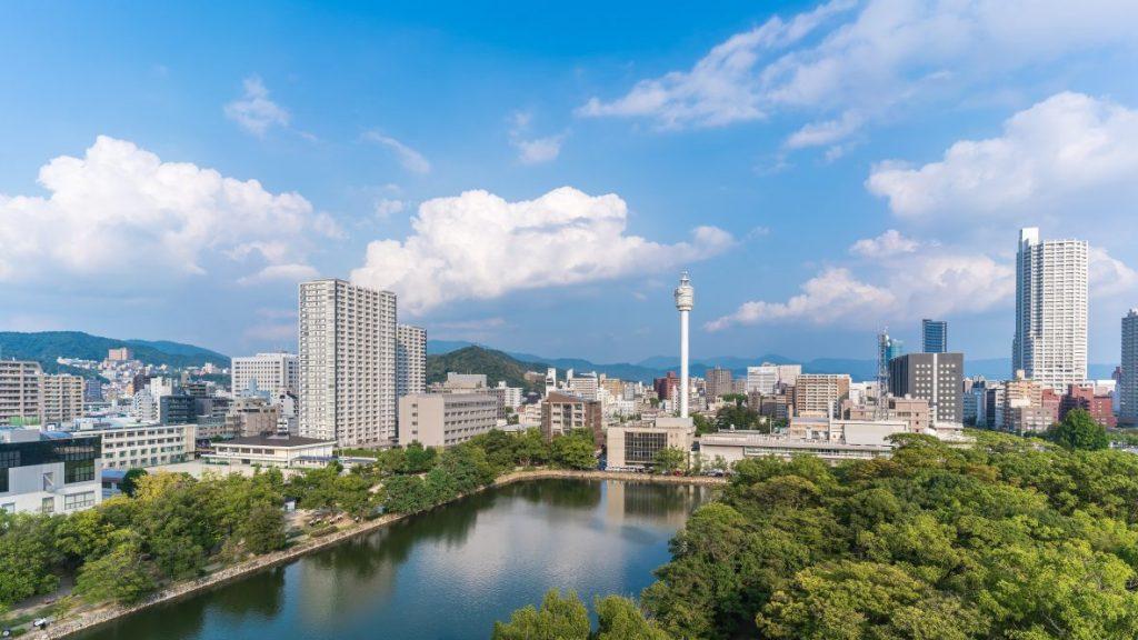 広島県広島市民は近隣エリアに移動する?