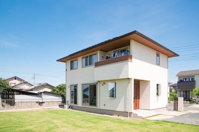 広島県廿日市市は土地が安いので広い土地に住める