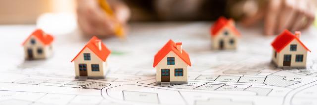 広島県/土地価格と住宅価格